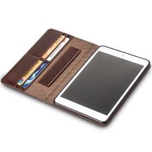 QIALINO 2014 new luxury design for ipad 2 3 4 leather case