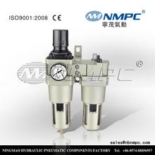 air filter regulator and lubricator, ozone generator for air treatment