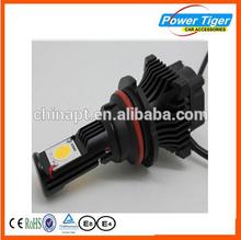 Super Vision bi xenon led skoda octavia headlight