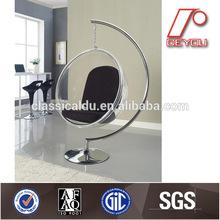 Acrylic modern hanging chair, swing chair, bubble chair DU-100
