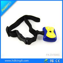 custom personalized mini catcam sport dvr pet safe collar