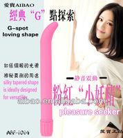 New novelty vibration G-spot Sex massager Product to arouse women