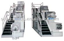 Triplex Vacuum Plodder (soap making machines)(toilet soap machines)