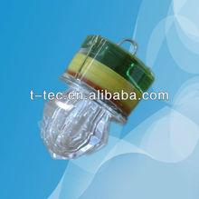 Green color Diamond Submersible flashing fishing Attracting Lights