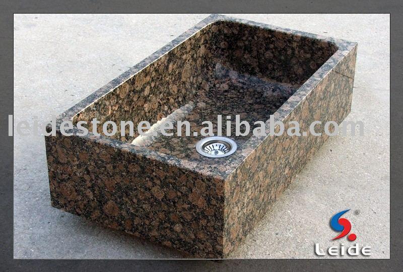 Baltic brown granito fregadero de la cocina fregaderos de - Fregadero de granito ...