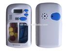 max 99 hours alarm pill box timer, pill box timer medication reminder alarm, medication reminders with alarms