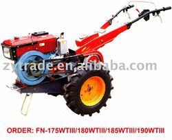 10hp walking tractor