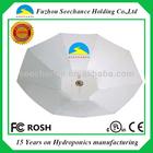 2013 air cooled glass flip grow light aluminum refletor/silver star lighting