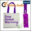 Global Certificated Organic Cotton Bag cotton shopping bag