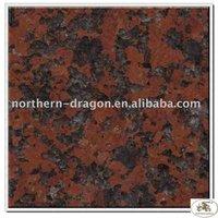 african red granite