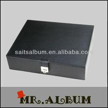 Lovely Wedding leather Photo Album Case & box