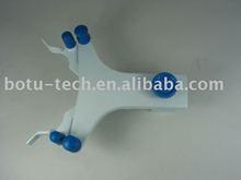De laboratorio sola abrazadera bureta abrazadera( aleación) piezas de laboratorio/cb170-20/casi el mismo cb170-10 como, pero para un solo uso de bureta