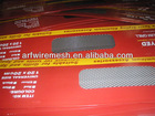 technical produce high quality aluminum expanded metal mesh for car grills (high quality with lowest price)