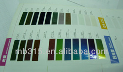 OV-71 series Colorful metal luster optical variable ink