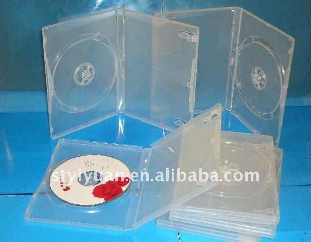 PP case 14mm clear single