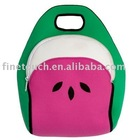Neoprene cute insulated lunch bag for kids
