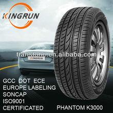 Best selling tyre, TRANSTONE KINGRUN brand car tyre , UHP,SUV,AT,MT,whitesidewall 195R14C