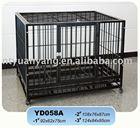square tube dog cage pet kennel dog kennel sale