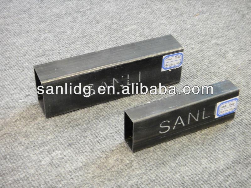 Cr de acero negro recocido tubostubos tubos de mueblestubos