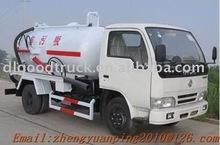 Dongfeng Jinba Van sucking truck