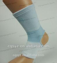 Four sides knitting sport elastic leg ankle support