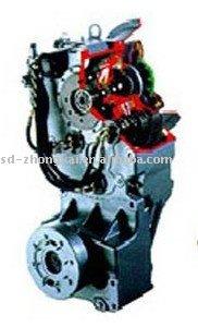 Zf 4WG200 caja de cambios