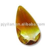 nice glass crystal hanging crystal string beads
