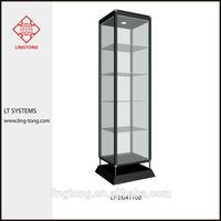 exhibition showcase/jewellery display cabinet