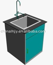 The best price!!steel lab furniture(steel lab station,lab washing table)