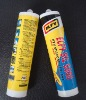B0008 acid silicone is a one-componet, fast curing silicone sealant for building finishing/renovation.