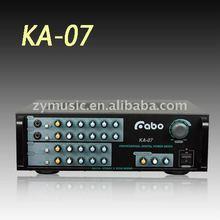 200 Watt Manufacturer Professional Digital KTV Audio Amplifier