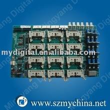 solvent printer part-Liyu PM3212 carriage board