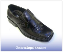 Genuine leather shoes