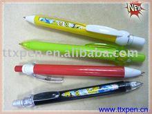 banner plastic promotional ballpen TTX0053b