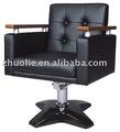 design tradicional salão de cabeleireiro cadeira de corte
