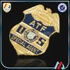 Custom Army Or Sheriff Badge Metal Emblem