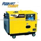 5KW Portable Diesel Generator