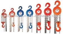 HSZ cheap handle pulling chain blocks