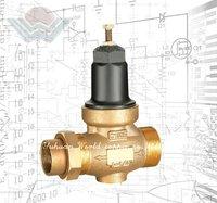 WD-1204 PRV Bronze Water Pressure Reducing Valve