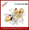 de plástico boquillas 8 decoración de pasteles de jeringa de herramientas de cocina de