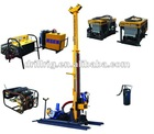 Portable hydraulic diamond core drill rig with 350mts drilling capacity (HYDX-2)