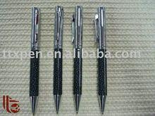 TTX519 leather metal Ball pen