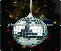 2014 espelho pendurado bolas bolas de discoteca para personalização de cor com mais empresas