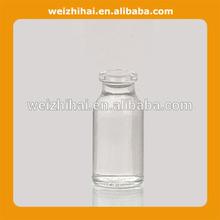 1/2 OZ Clear Glass Medical Vials