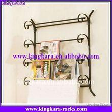 KingKara Shower Wire Rack for Bathroom