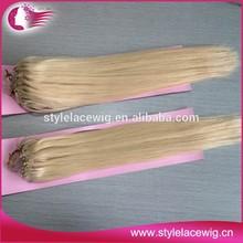 7A grade fashion #613 micro thin weft hair extension