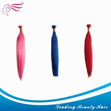 Alta qualità dei capelli remy dei capelli umani vergine, molte persone come