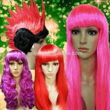 MPW-0003 Cheap women Festival Carnival Wig / Halloween party wig