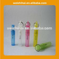 2ml Plastic Perfume Bottle with Key Ring
