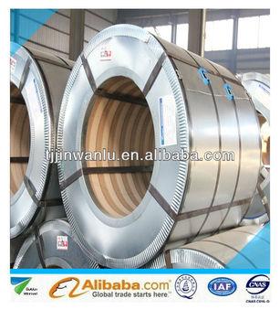 Aluminum zinc alloy coated steel coil/GL